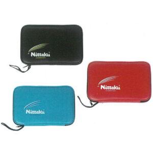 Nittaku方型 PVC皮拍袋