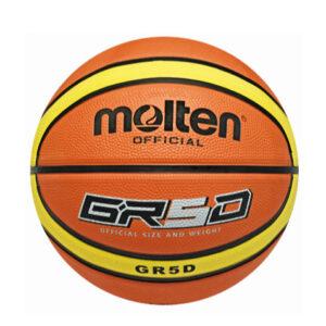 Molten BGR5D 橡膠籃球
