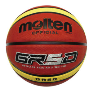 Molten BGR5D-YBW 橡膠籃球