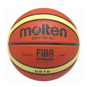 Molten BGR7D-YBW 橡膠籃球